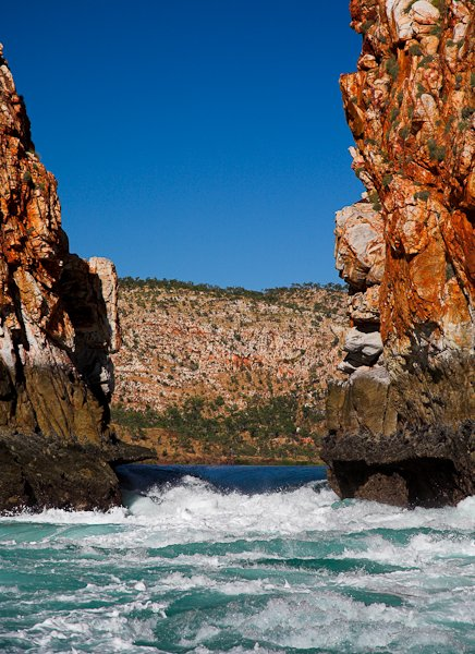 how to get to horizontal falls